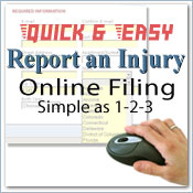 Report a Claim Online